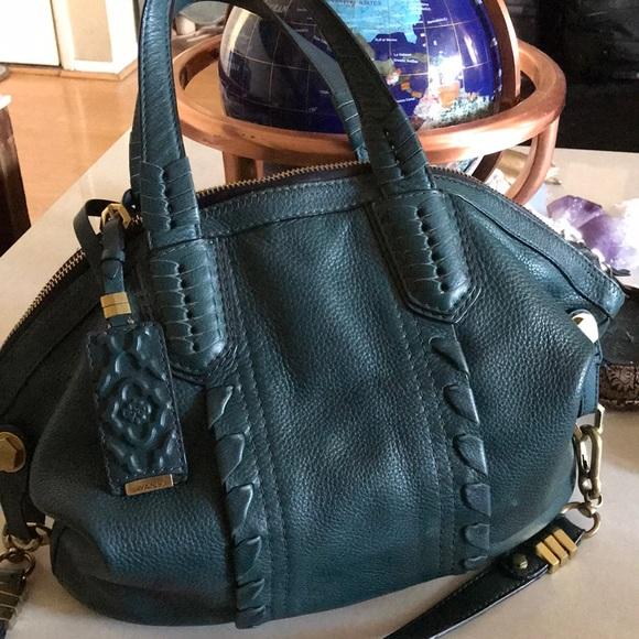 6ee9e9eeaa0c OrYANY leather handbag. M 5acd3d34077b97de29c08eb9